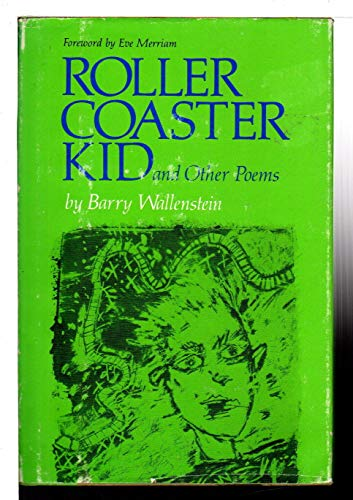 9780690040678: The Roller Coaster Kid and Other Poems