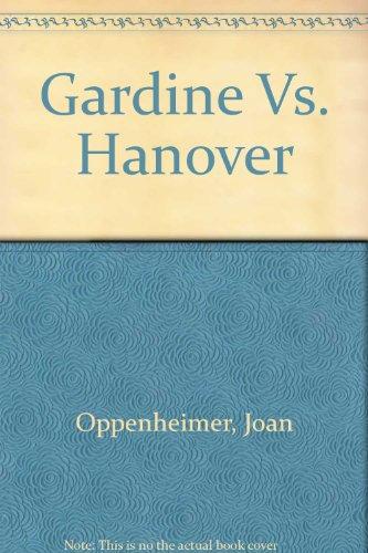 Gardine Vs. Hanover: Oppenheimer, Joan