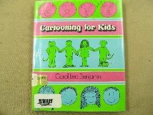 9780690042078: Cartooning for kids