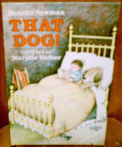9780690042290: That Dog
