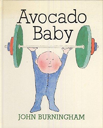 9780690042436: Avocado Baby