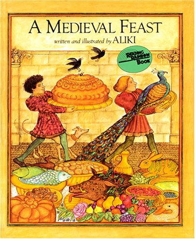 9780690042467: A Medieval Feast