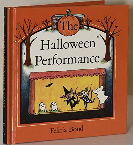 9780690043082: The Halloween performance
