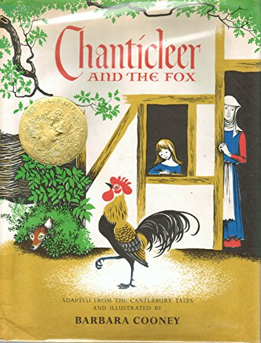 9780690043181: Chanticleer and the Fox