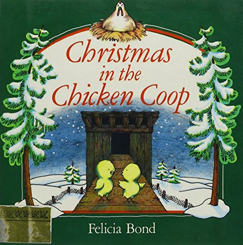 9780690043327: Christmas in the chicken coop