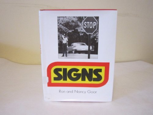 Signs (9780690043549) by Ron Goor; Nancy Goor