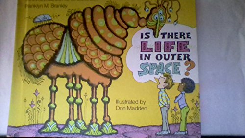 9780690043754: Is There Life in Outer Space? (Let's Read-And-Find-Out Science)
