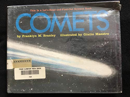 9780690044140: Comets (Let's-Read-and-Find-Out Science Book)