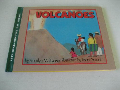 9780690044515: Volcanoes (A Let's-Read-and-Find-Out Book)