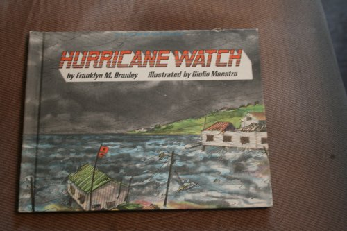 9780690044706: Hurricane watch (Let's-read-and-find-out science book)