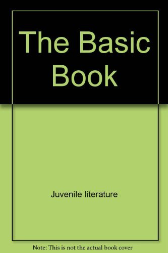 9780690044737: The Basic Book