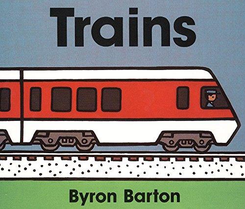 9780690045345: Trains