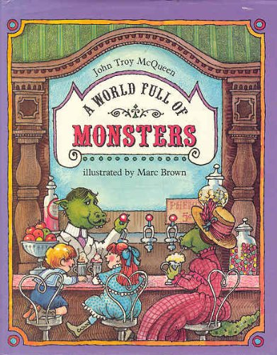 9780690045451: A World Full of Monsters