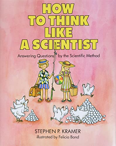9780690045659: How to Think Like a Scientist: Answering Questions by the Scientific Method