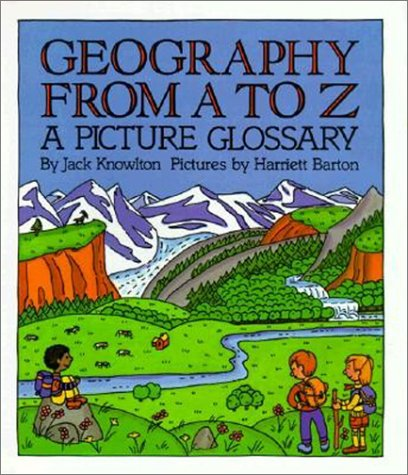9780690046168: Geography from A to Z