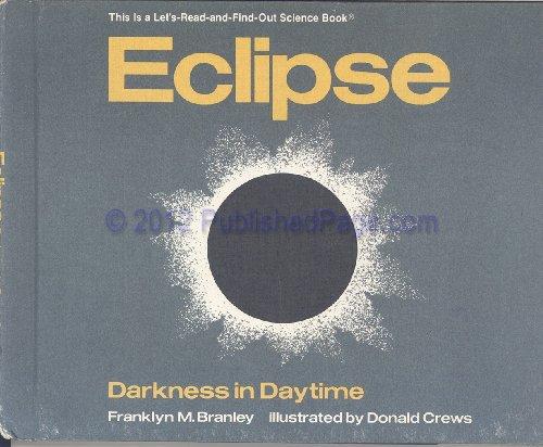 9780690046175: Eclipse: Darkness in Daytime
