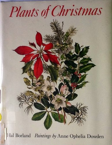 Plants of Christmas (0690046502) by Hal Borland