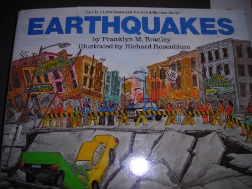 9780690046618: Earthquakes (Let'S-Read-And-Find-Out Science Book Series)