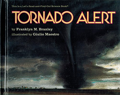 9780690046861: Tornado alert (A Let's-read-and-find-out science book)