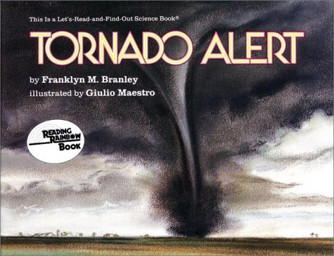 9780690046885: Tornado Alert (Let's Read-And-Find-Out Science)