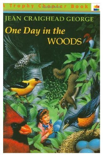 9780690047226: One day in the woods