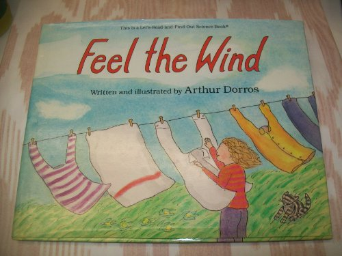 9780690047394: Title: Feel the wind Letsreadandfindout science book
