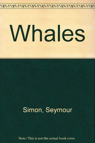 9780690047561: Whales