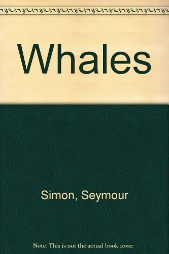 9780690047585: Whales