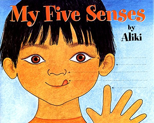 9780690047929: My Five Senses (Let's-Read-and-Find-Out Science 1)