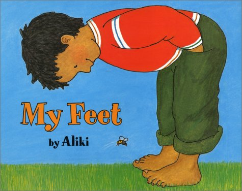 9780690048131: My Feet (Let's-Read-and-Find-Out Science Stage 1)
