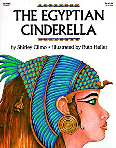 9780690048247: The Egyptian Cinderella (Trophy Picture Books)