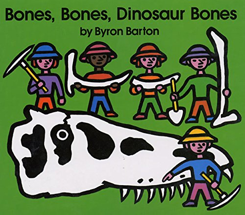 Bones, Bones, Dinosaur Bones Format: Hardcover