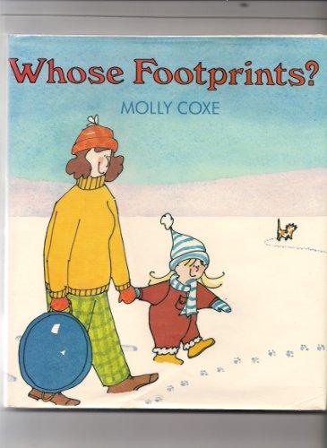 9780690048353: Whose Footprints?