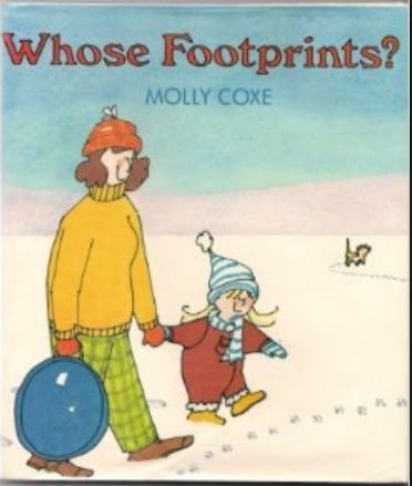 9780690048377: Whose Footprints?