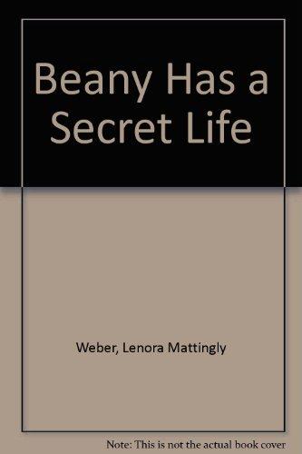 9780690123845: Beany Has a Secret Life