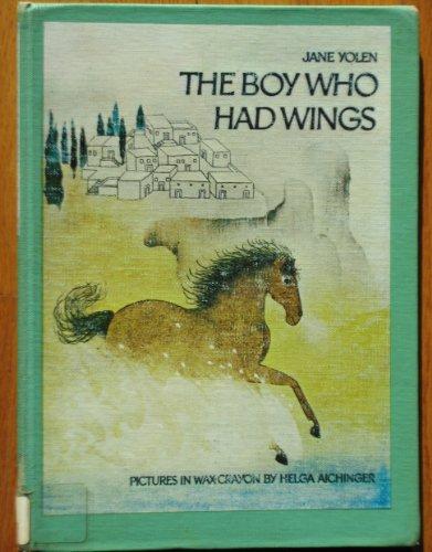 9780690159004: Boy Who Had Wings