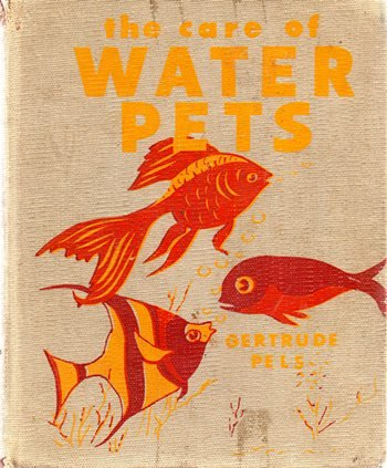 9780690170702: The Care of Water Pets.