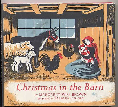 9780690192711: Christmas in the Barn