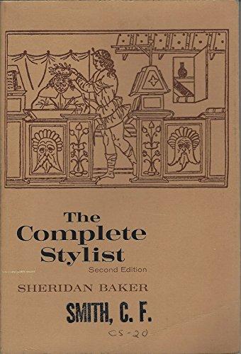 The complete stylist: Baker, Sheridan Warner
