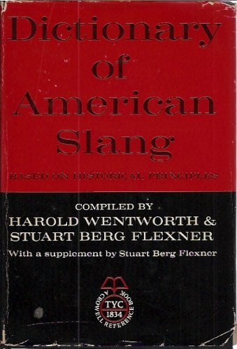 9780690236026: Dictionary of American slang