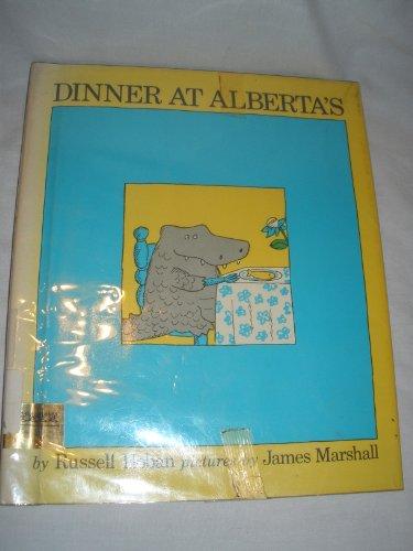 9780690239935: Dinner at Alberta's