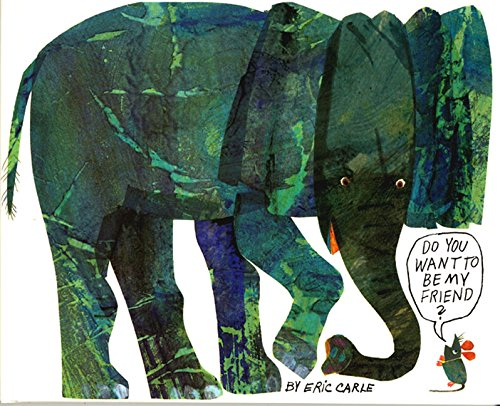 9780690242768: Do You Want to Be My Friend? (World of Eric Carle)