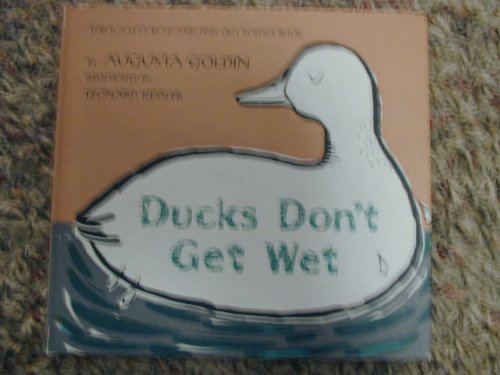 9780690246681: Ducks Don't Get Wet