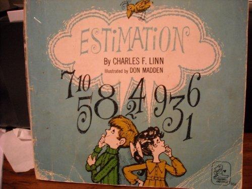 9780690270334: Estimation (A Young Math Book, estimation)