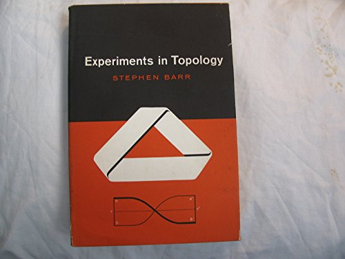 9780690278620: Experiments in Topology