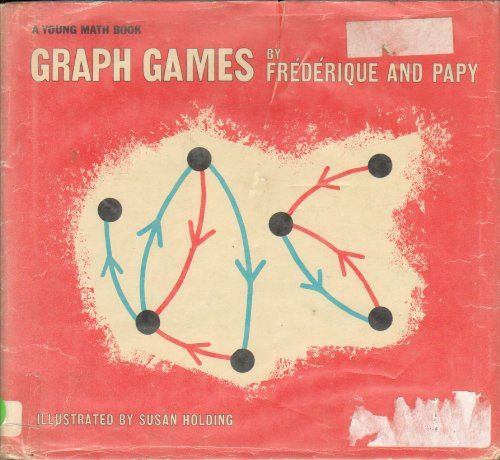 9780690349641: Graph Games, (Young Math Books)