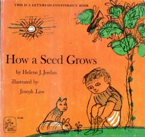 9780690406467: How a Seed Grows