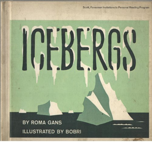 Icebergs (0690427751) by Gans, Roma