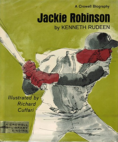 9780690456493: Jackie Robinson (Crowell Biography)