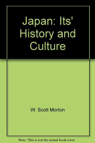 9780690457575: Japan: Its' History and Culture